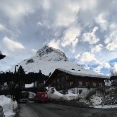 Skiing In Arlberg